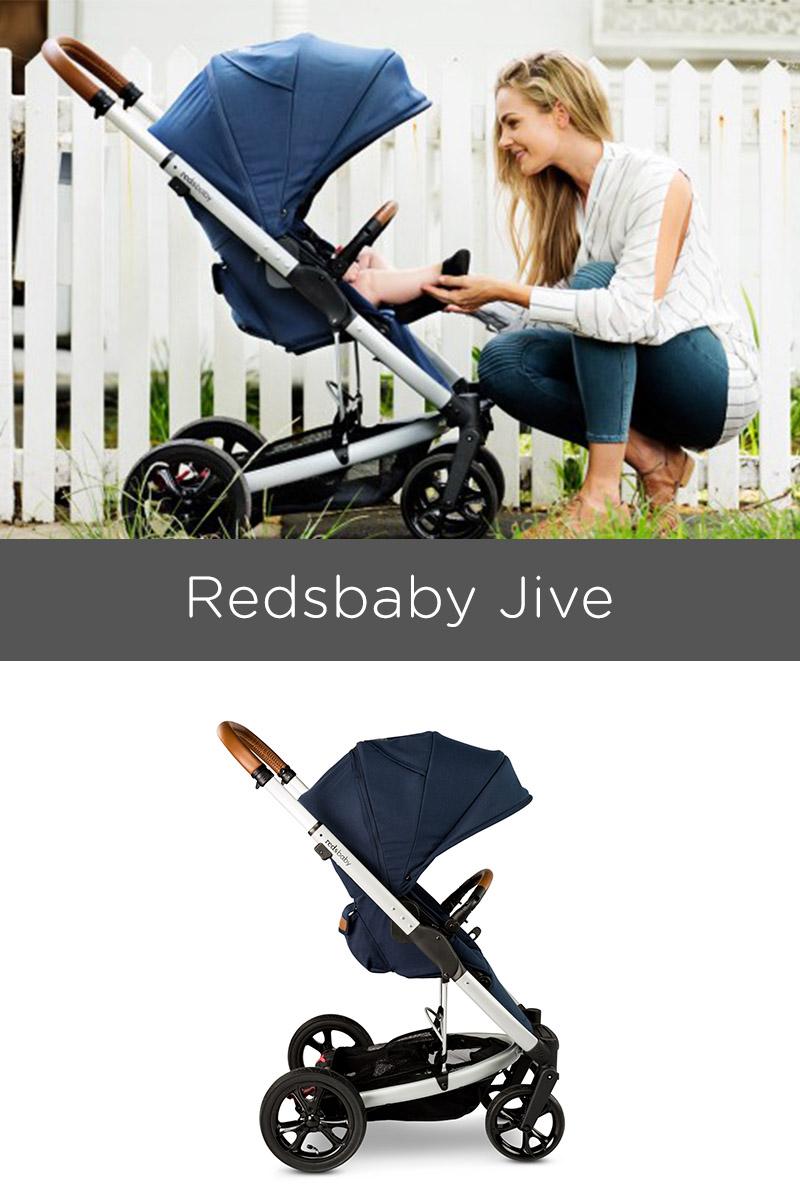 Redsbaby Jive - best prams of 2018