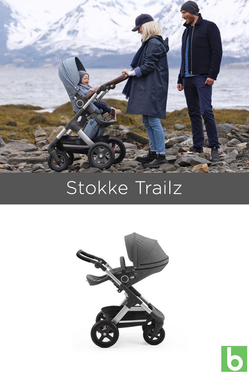 Stokke Trailz - best prams of 2018