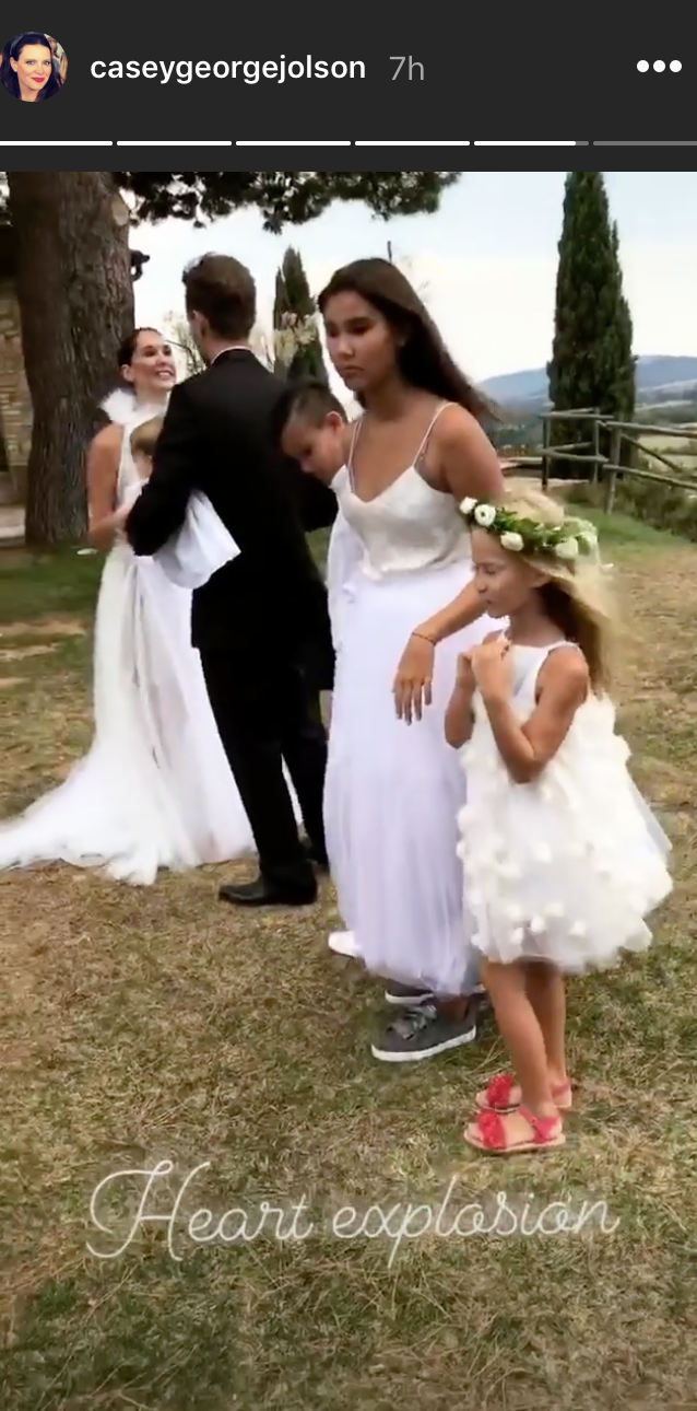 Lindy Klim Wedding