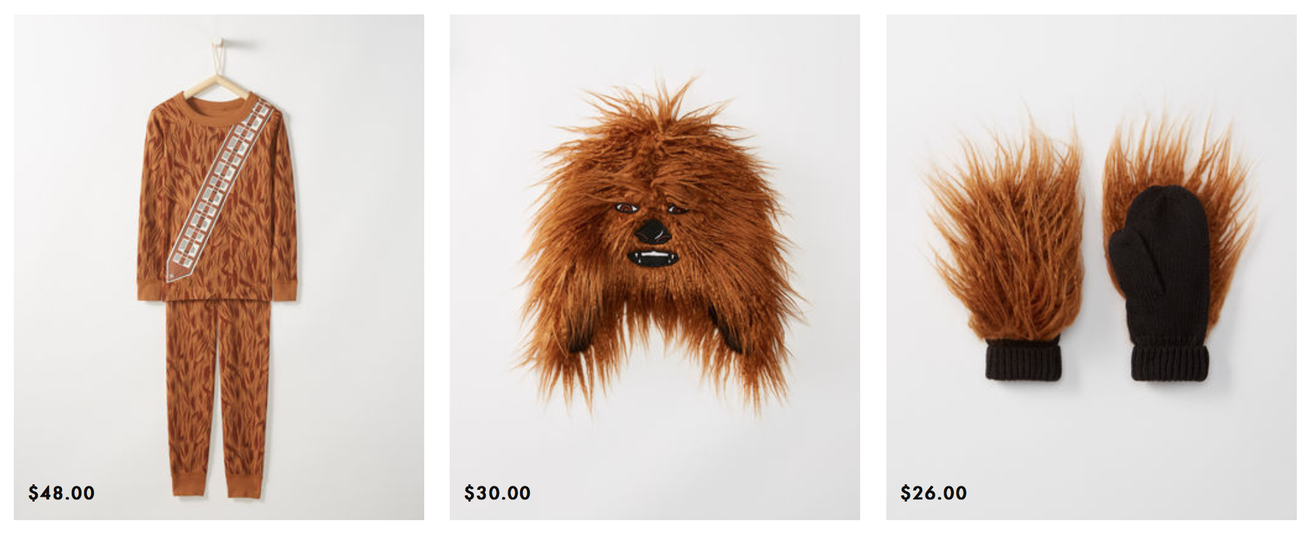 Chewbacca by Hanna Andersson