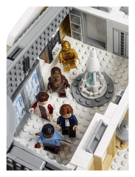 Betrayal at Cloud City Star Wars Lego