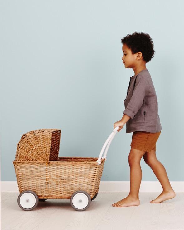 Strolley kids' toy stroller