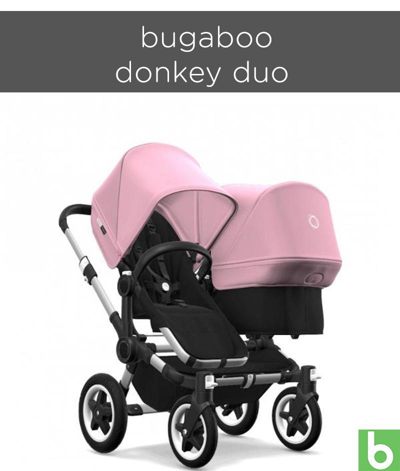 Bugaboo Donkey Duo