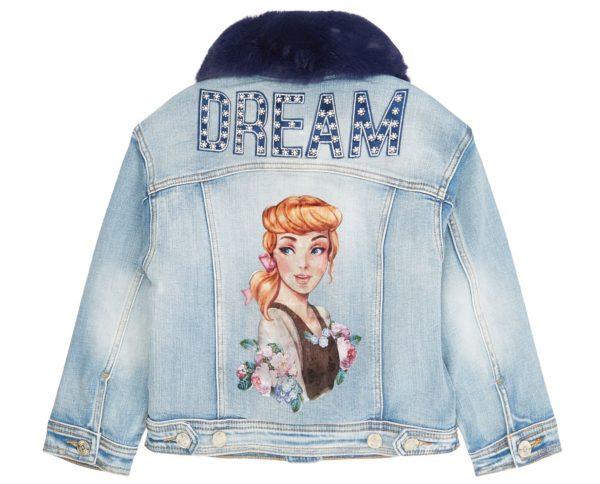 Cinderella denim jacket
