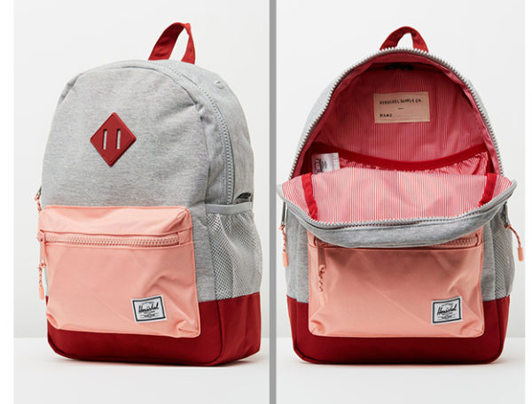 Herschel Heritage Youth Backpack at The Iconic