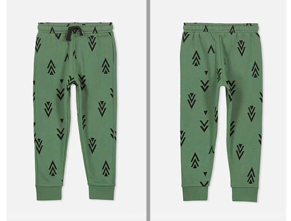 Cotton On Kids Lewis Trackpants (Gabby Green and Arrows)