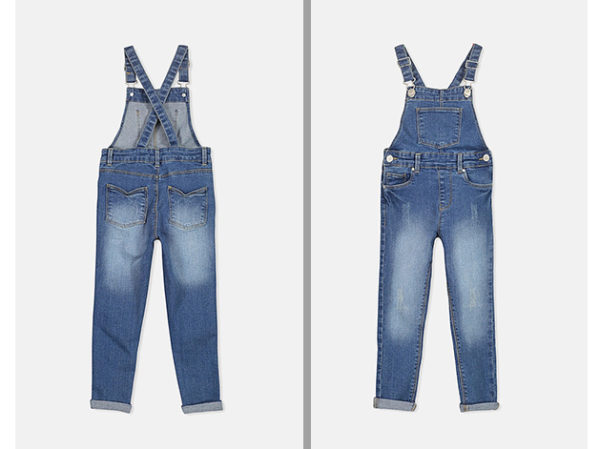 Cotton On Kids Heather Overalls at The Iconic