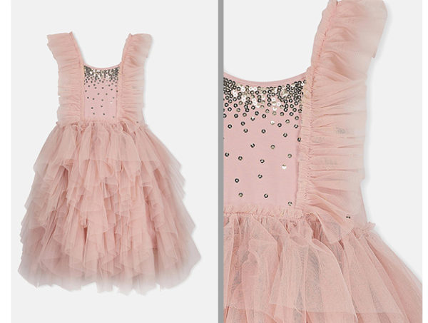 Cotton On Kids Iris Tulle Dress at the Iconic