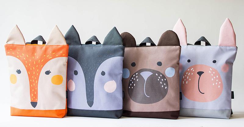 Muni animal backpacks