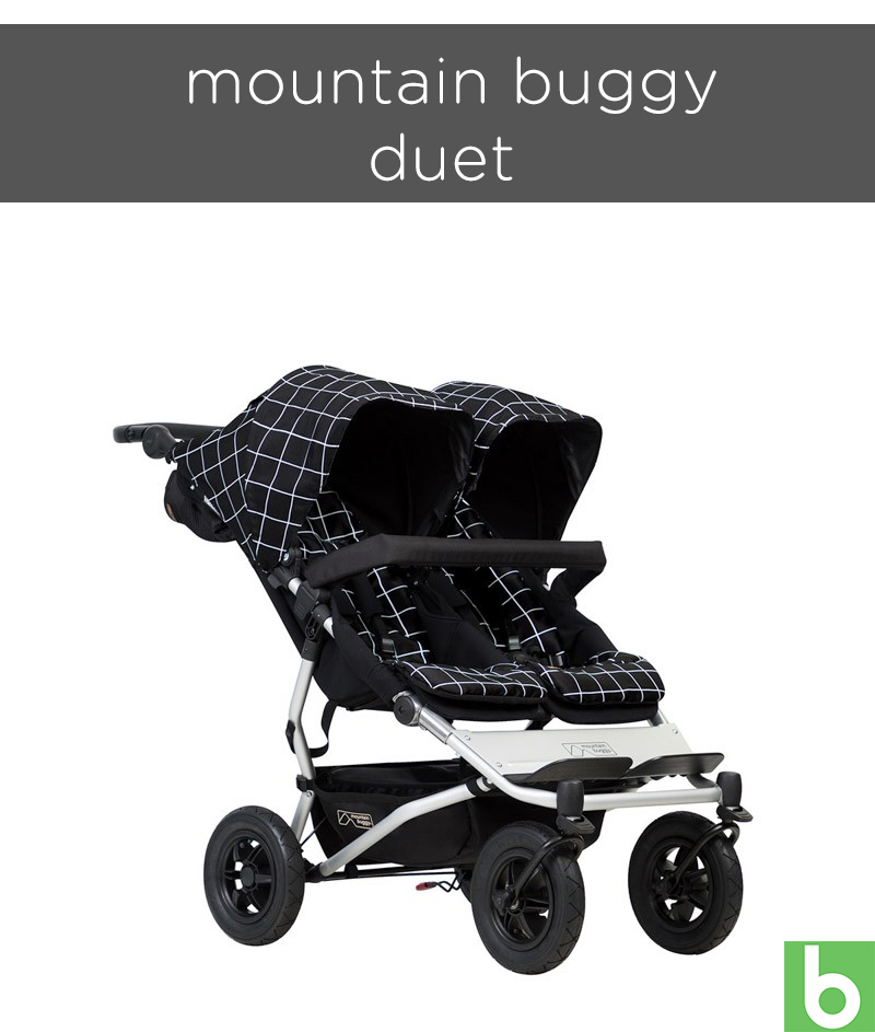The 10 Best Double Prams Of 2018