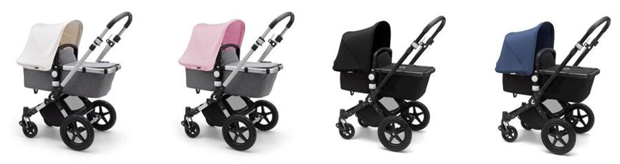 The new Bugaboo Cameleon³
