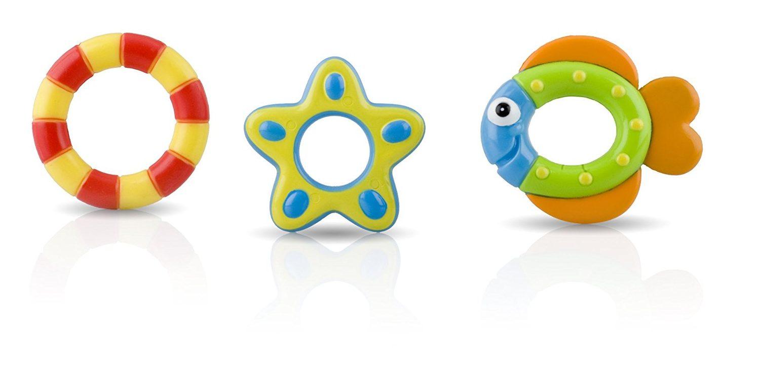 Nuby octopus floating bath toy