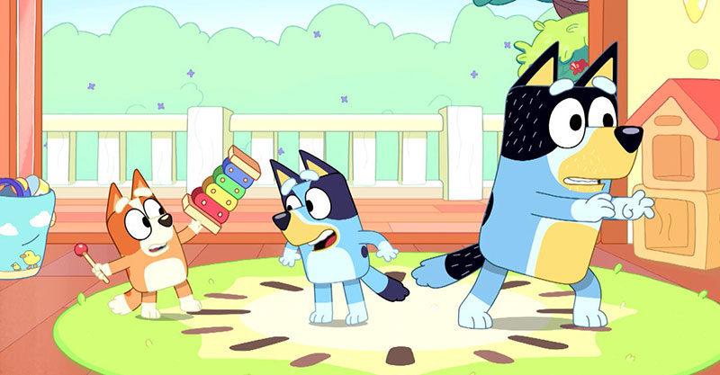 Bluey Kids' TV show