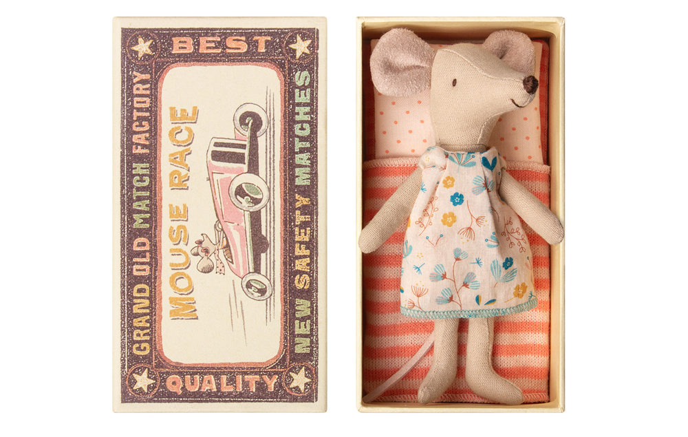 Maileg Mouse from Pip and Sox