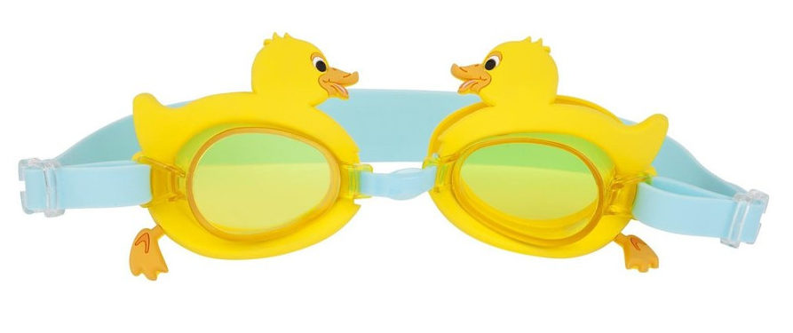 Ducky swimming goggles