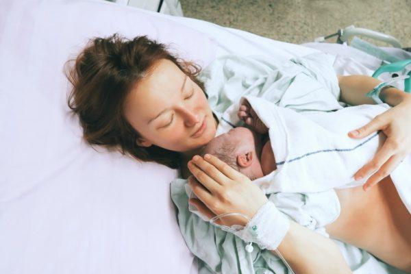 childbirth baby