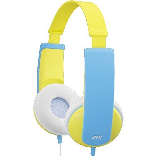 Jvc Hakd5Y Tiny Phones Kids Stereo Headphones