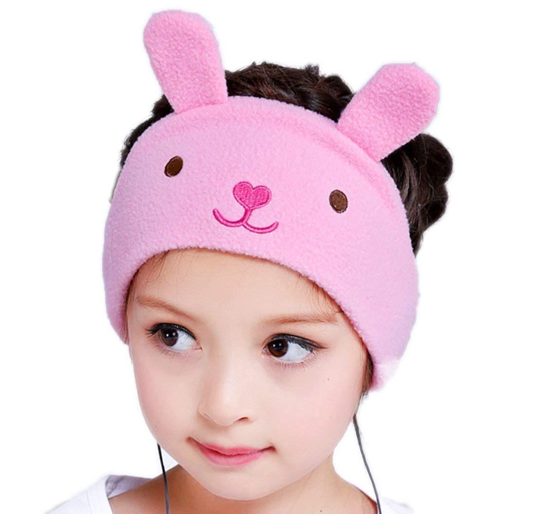 Kids' bunny headphones