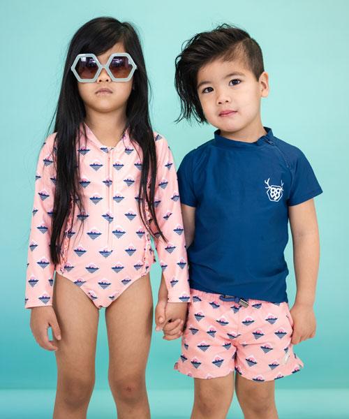 Oovy Retro Island swimwear