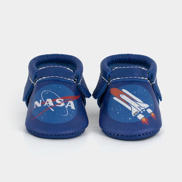 NASA-inspired moccs!