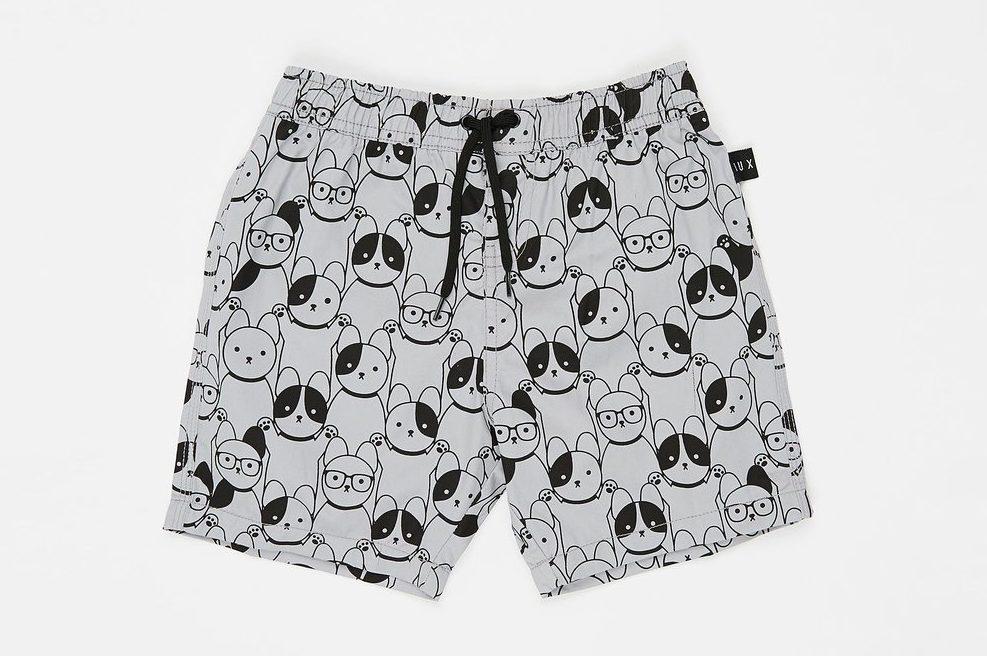 Huxbaby swim shorts