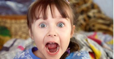 We've got a shrieker! 9 ways to handle a toddler or preschooler who screams