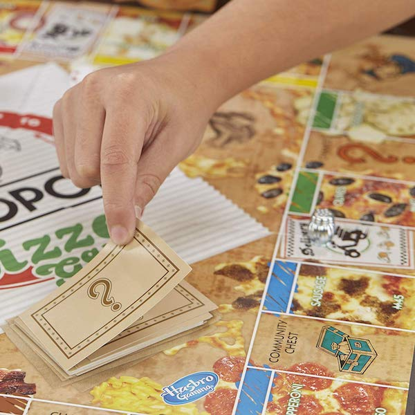 Pizza Monopoly