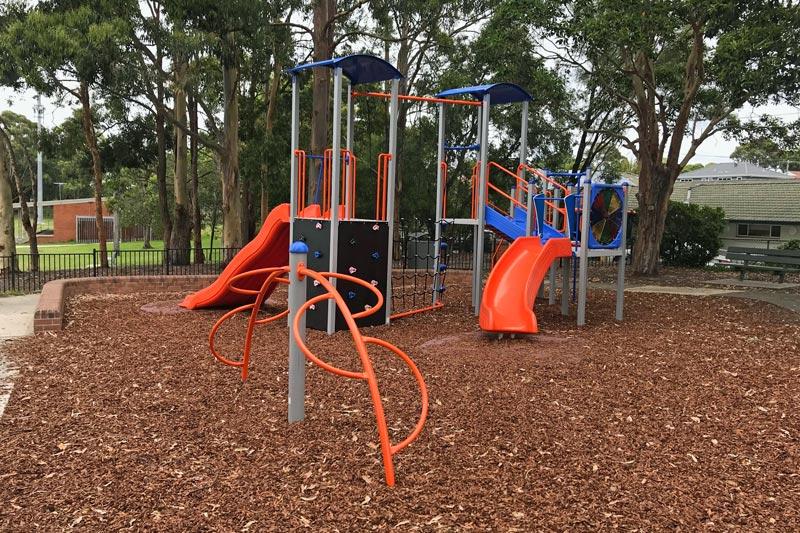 Beverly Job playground
