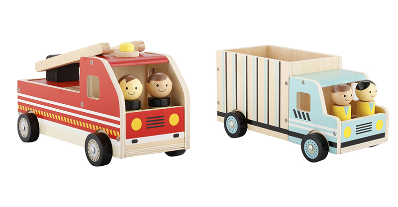 Kmart toy trucks