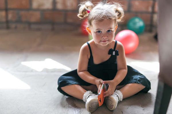 The best party games for under threes
