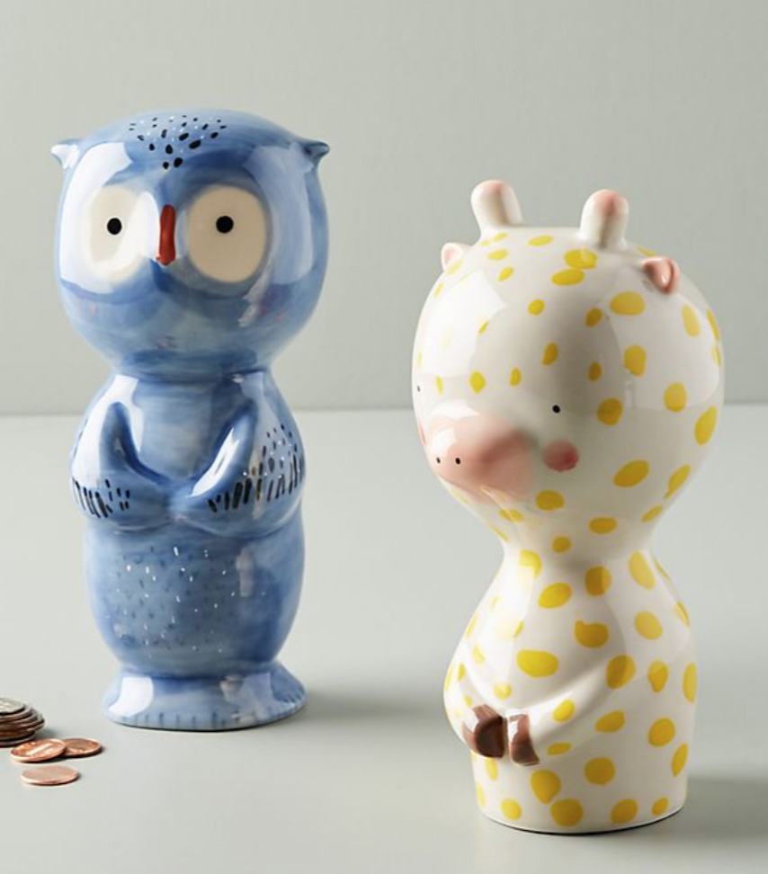 The Best Piggy Banks And Coin Banks For Kids And Nurseries