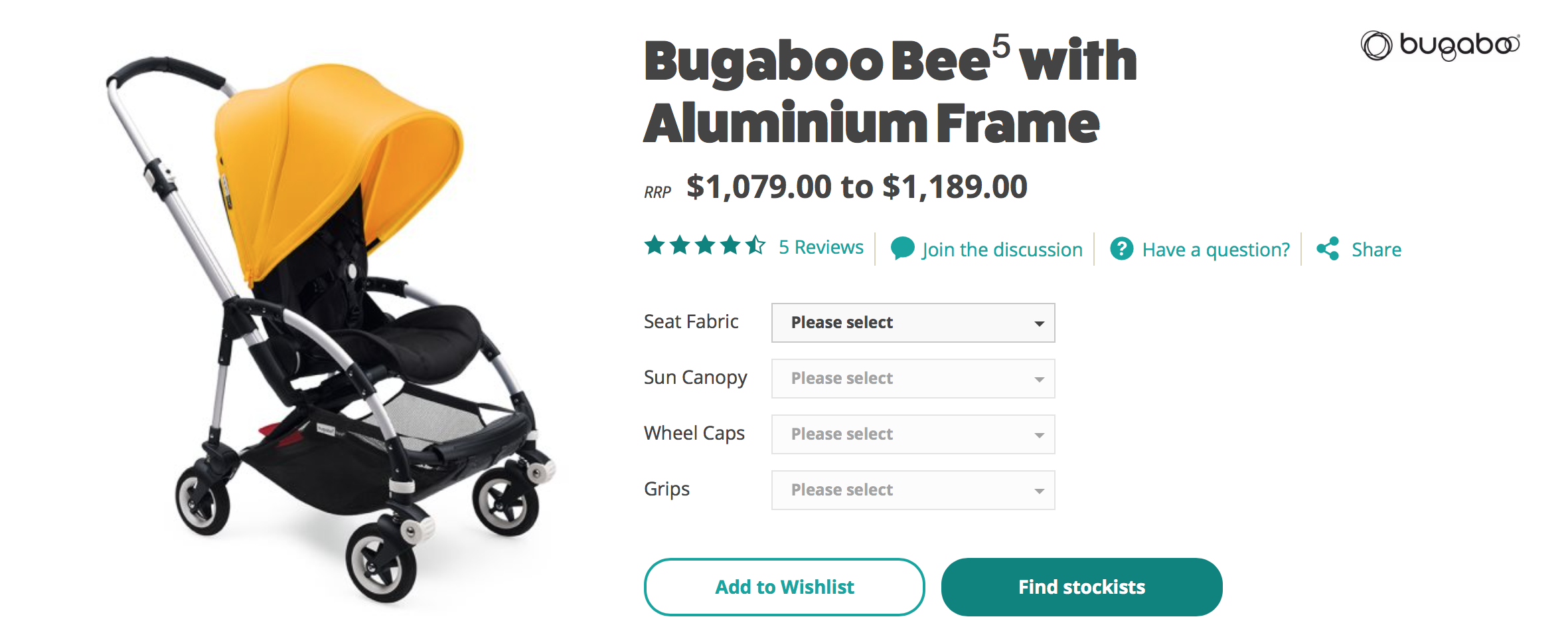 The Baby Industry Bugaboo review