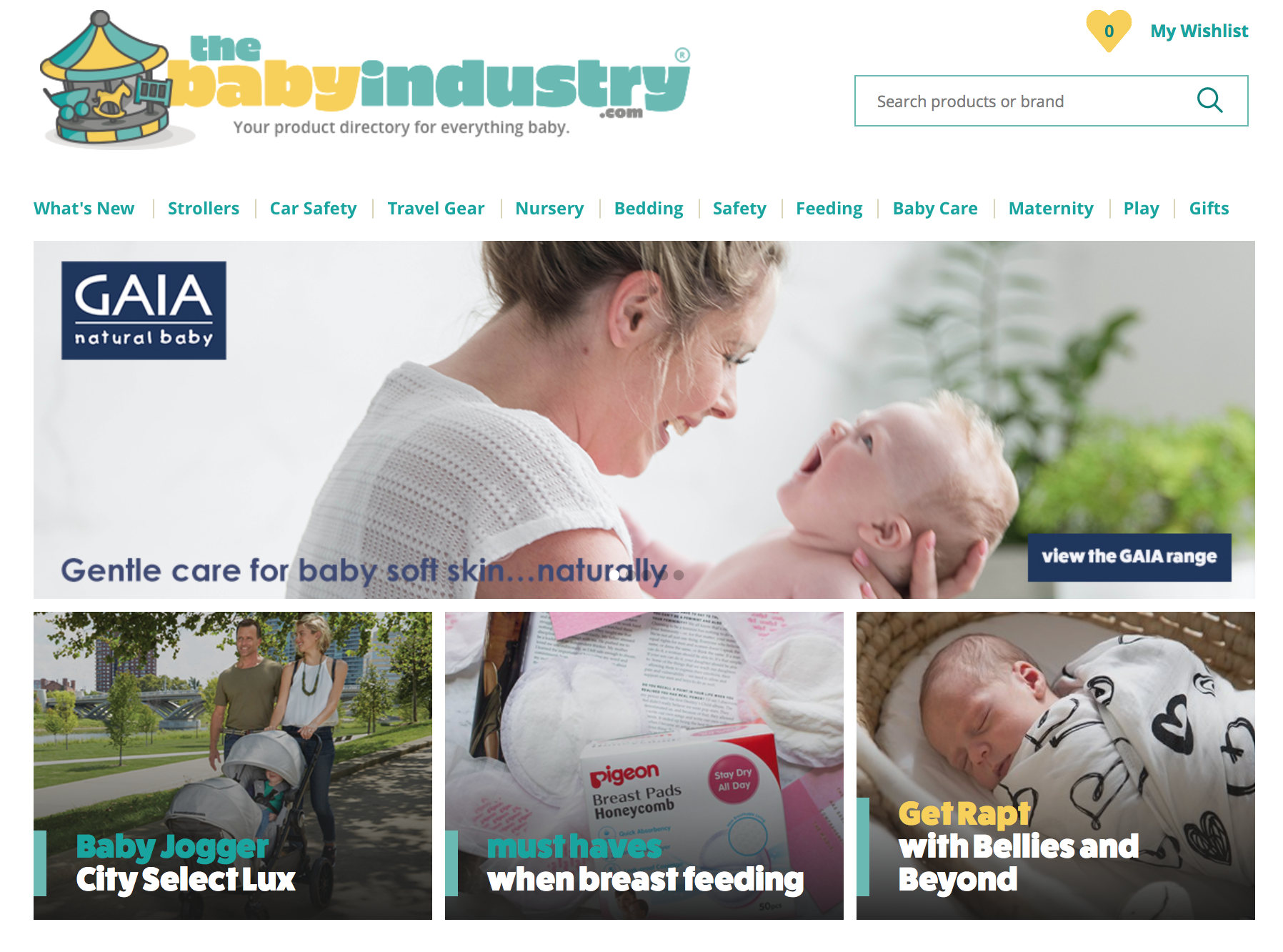 The Baby Industry