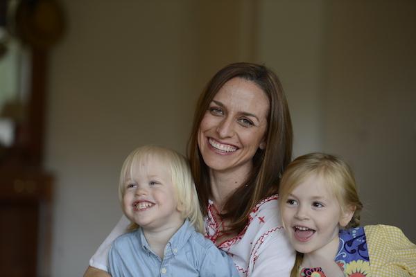 Shevonne Hunt Headshot with Family