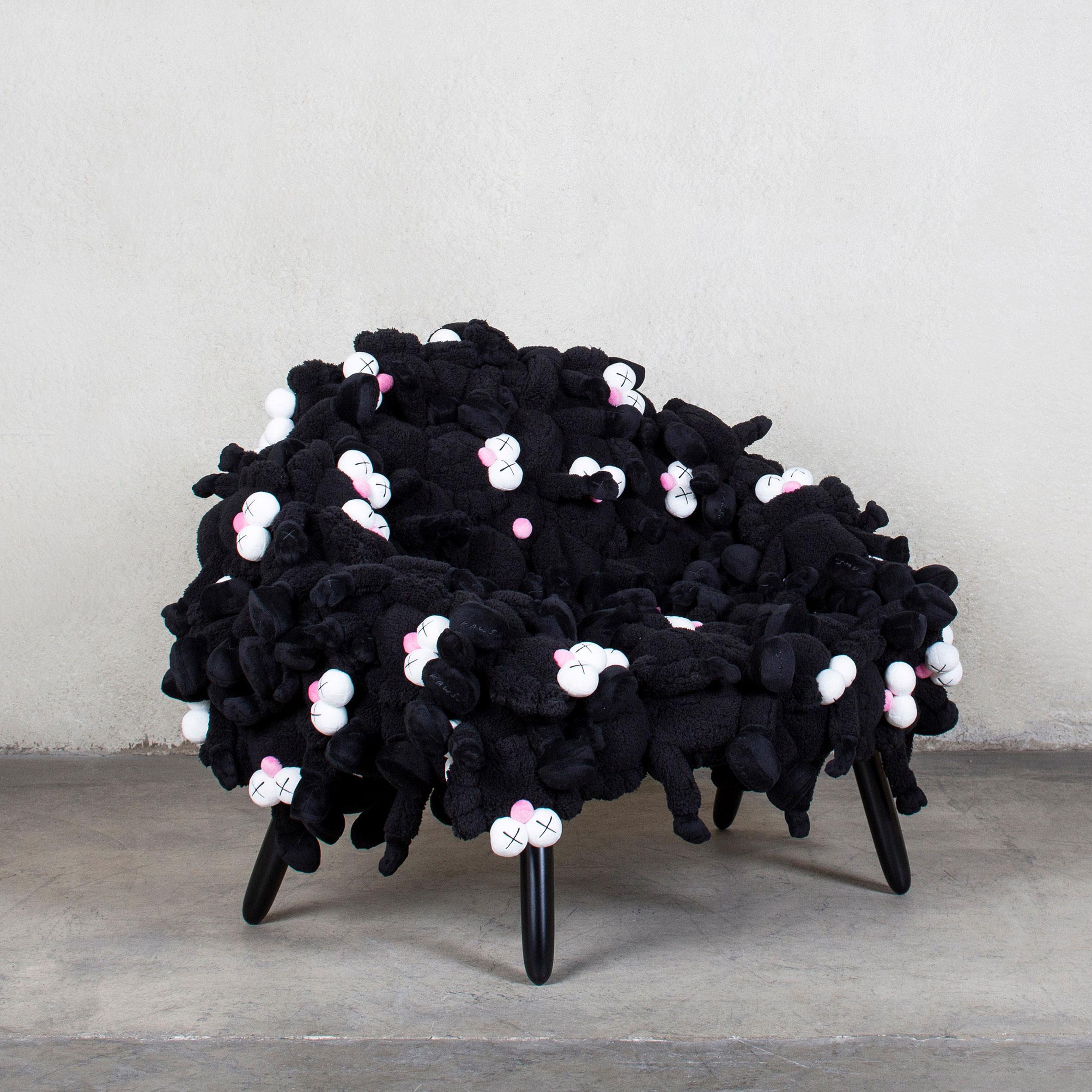 Kaws Campana chair