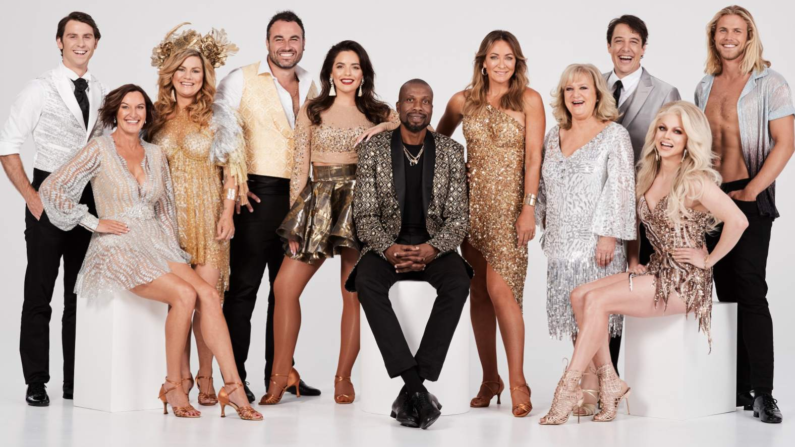 Dancing with the stars cast