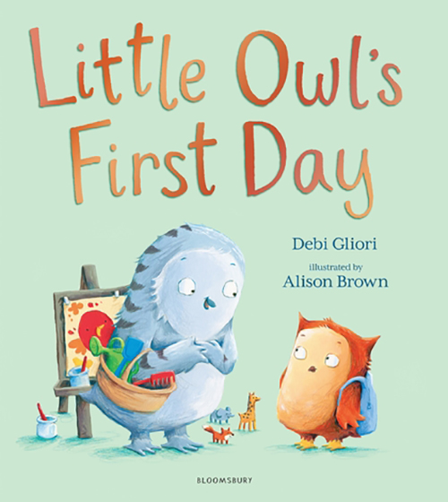 Little Owl's First Day picture book