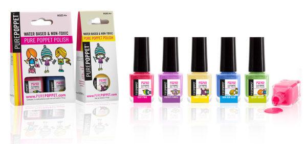 Pure Poppet nail polish