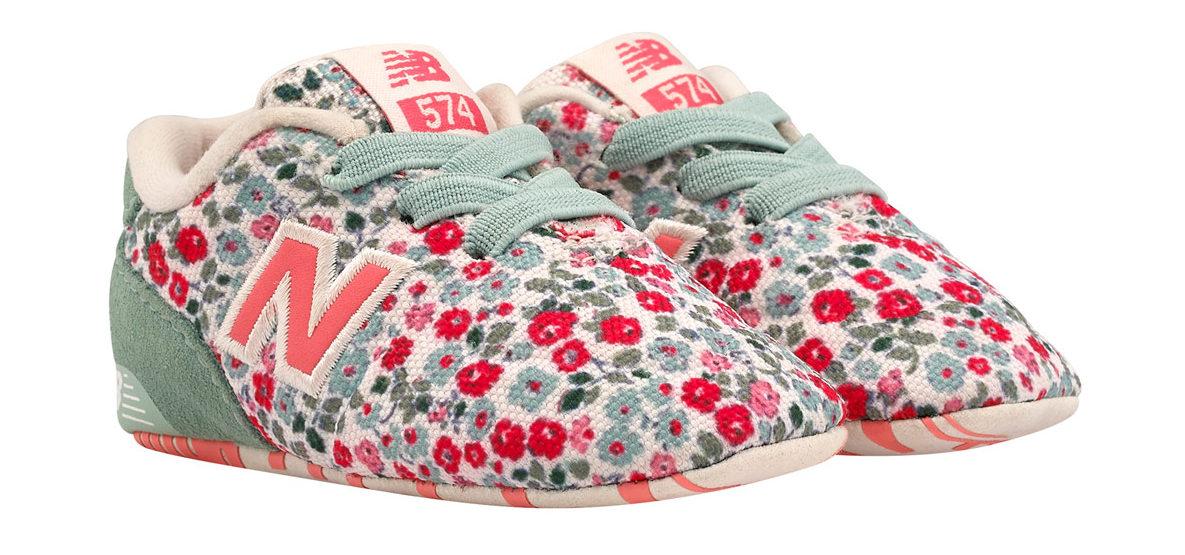 Cath Kidston X New Balance shoes