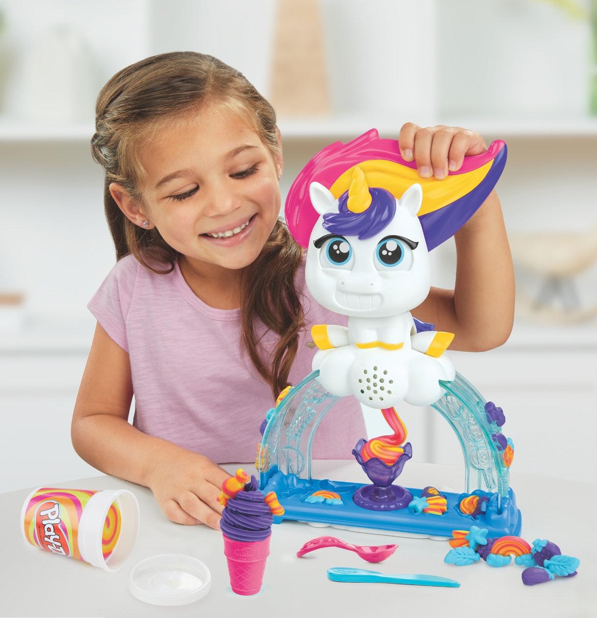 Tootie the unicorn