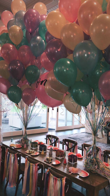 Stormi Jenner's birthday party