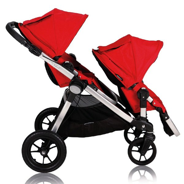 Baby Jogger City Select Pram The Ultimate Ride For A Growing Family