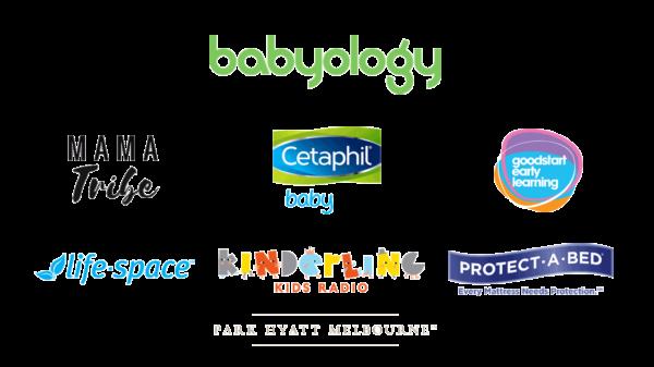 Melbourne baby shower sponsor montage