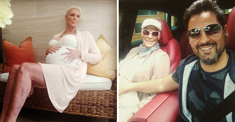 Actress Brigitte Nielsen Just Had A Baby At Almost 55 Can I Do