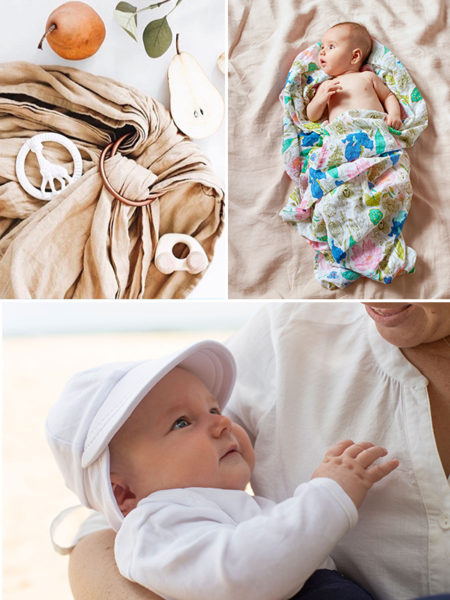 Melbourne baby shower gift bags