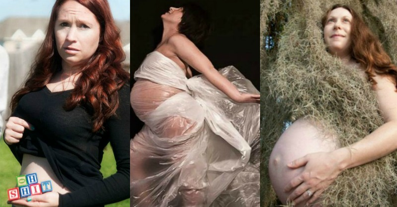 The Very Best Pregnancy Photo And Belly Art Fails