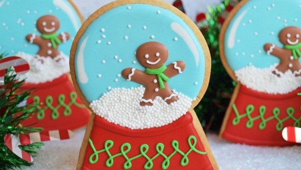 Edible Art For Your Christmas Tree With Sweet Ambs