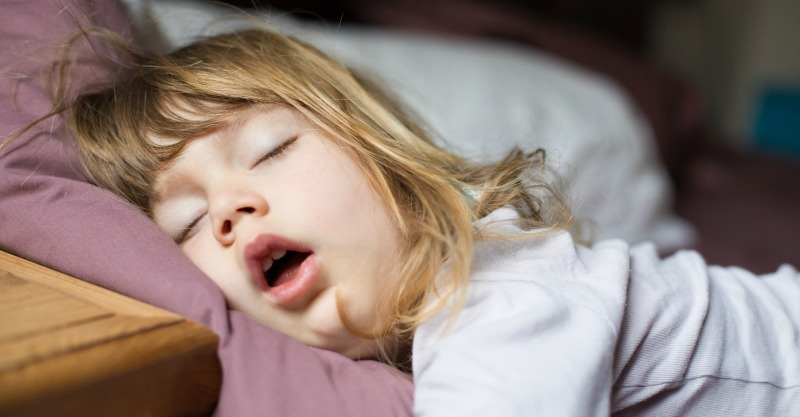 How to know when noisy breathing in kids is a sign of
