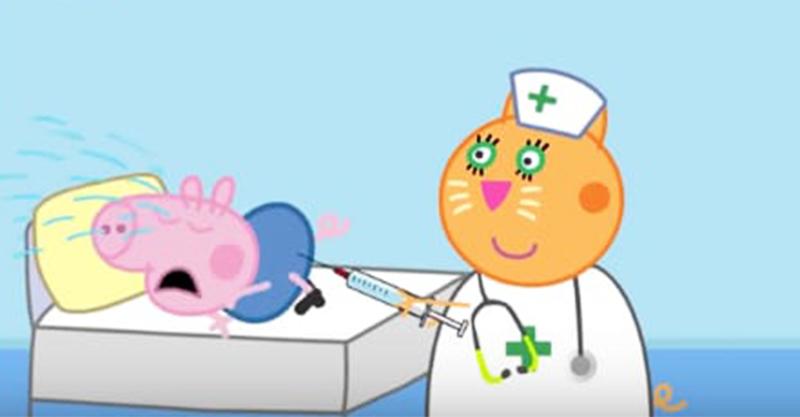 Distressing, fake Peppa Pig videos on YouTube target vulnerable kids