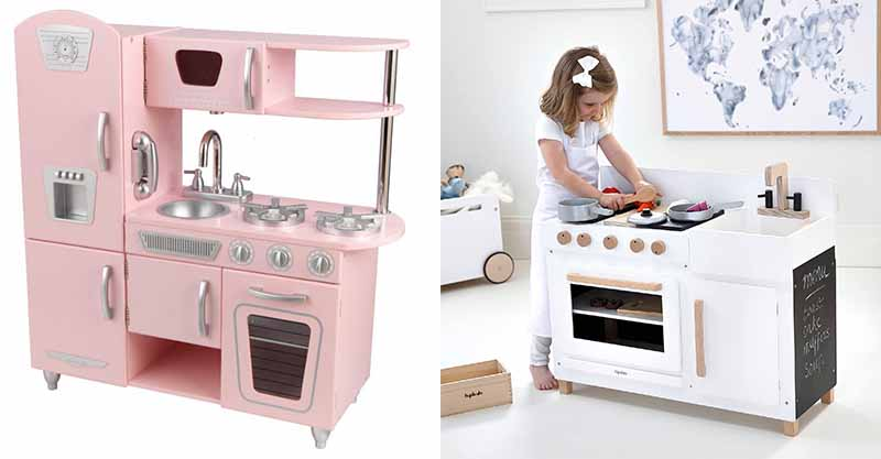 Seven Of The Best Wooden Toy Kitchens For Toddlers And Preschoolers